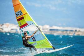 Sergi Escandell, windsurfista: «Trabajar en equipo sube el nivel»