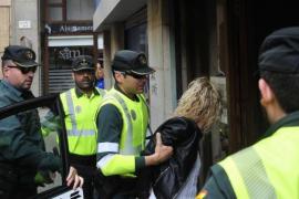La jueza envía a prisión a la conductora drogada que atropelló a 9 ciclistas en Mallorca