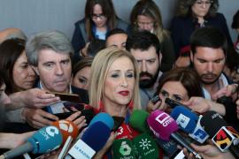 El PP pide colaboración para conseguir «una pista para esclarecer el montaje contra Cifuentes»
