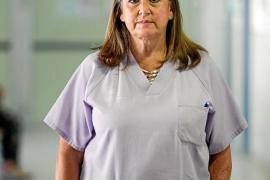 Mª Ángeles Leciñena: «Me gusta viajar porque te da muchas lecciones de vida y aprendes a no protestar»