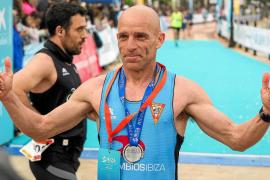 Toni Marí 'Buitre', atleta: «Intentaré alargar esto lo máximo posible»
