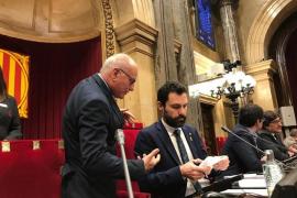 Torrent convoca para el viernes el pleno de investidura de Jordi Sànchez
