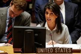 EEUU asegura que responderá al ataque químico en Siria