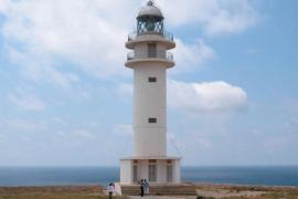 El PP de Formentera pide explicaciones del chiringuito en el faro des Cap de Barbaria