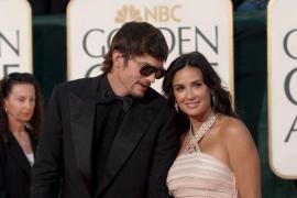 El matrimonio de Demi Moore y Ashton Kutcher, en la cuerda floja