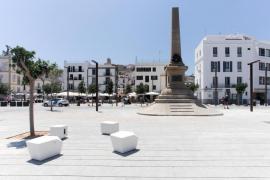 EPIC pide el uso público de la plaza y del edificio de es Martell en Ibiza