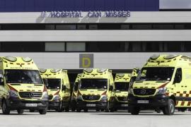 La ANEA denuncia la contratación de trabajadores sin carné para las nuevas ambulancias del 061 de Balears