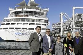 Los cruceros dejarán más pasajeros en Ibiza a pesar de reducir sus escalas en un 4%