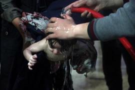 """La OMS afirma que 500 sirios de Duma mostraban síntomas que """"encajan con la exposición a químicos"""""""