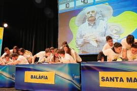 Algarb y Santa María cierran la final de Eivissapiens 2018