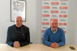 CCOO presenta una propuesta global para la manifestación del 1 de mayo