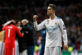 Cristiano rescata al Real Madrid de la UVI en una noche negra