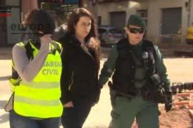 El juez retira el delito de rebelión a la coordinadora de los CDR y la deja en libertad