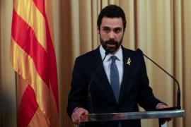 """Torrent aplaza la investidura y acusa al Supremo de """"vulneración de derechos"""""""