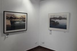 APB expone en Sant Antoni su Concurso de Pintura y Fotografía