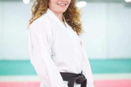 Cristina Ferrer, plata en el universitario
