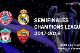 Real Madrid y Bayern se verán las caras en semifinales de la Champions