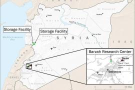 El Pentágono confirma que los bombardeos en Siria alcanzaron todos los objetivos establecidos