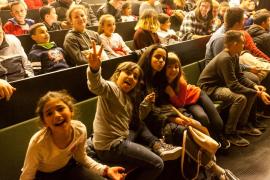 Estreno del musical 'Ibiza, una isla de leyendas' en el Centro Cultural de Jesús