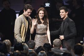 Kristen Stewart prefiere a Taylor  Lautner antes que a Robert Pattinson