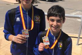 El infantil Lucas Pareja, campeón de España