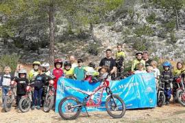 Una moto eléctrica gracias a la Fundación Abel Matutes