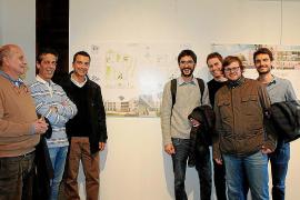 proyecto ganador colegio arquitectos