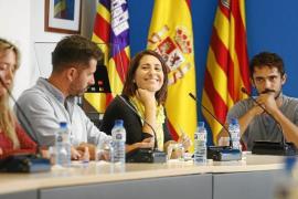 Los socios del tripartito de Sant Antoni evitan pronunciarse sobre el caso Alcaraz