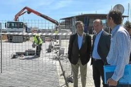 Puertos advierte de que la Savina podría volver a quedarse sin edificio de aparcamientos