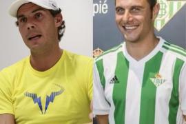 Rafa Nadal y Joaquín, entre los favoritos de los españoles para irse de cañas
