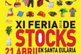Santa Eulària organiza mañana su feria de stocks con una gran oferta comercial