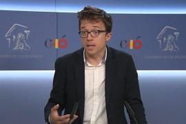 """Errejón ve """"extremadamente grave"""" la propuesta """"delirante"""" de Bescansa para desbancar a Pablo Iglesias"""