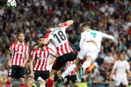 Cristiano evita el triunfo del Athletic en el minuto 87