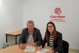 Mercadona renueva su colaboración con Cáritas Diocesana de Ibiza y Formentera