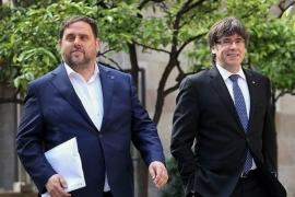 La Guardia Civil apunta pagos para el 1-O camuflados en gastos gestionados por Òmnium y JxSí