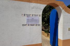 Sant Antoni precintará el 30 de abril el 'chalé patera' contra el que pesa una orden de demolición