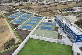 La ley de vivienda permitirá ampliar el centro de Rafael Nadal con el voto de PSIB, PP y C's
