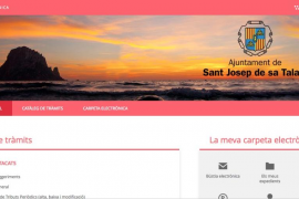 El Ayuntamiento de Sant Josep comienza a implementar la administración electrónica