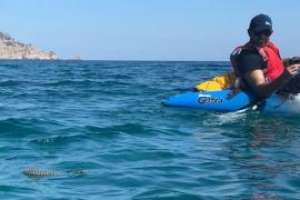 El GEN alerta del peligro de que las serpientes lleguen a los islotes de Ibiza