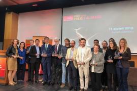 El proyecto 'Vive la posidonia' de Ibiza recibe un premio internacional por su aportación al turismo sostenible