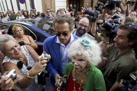 La duquesa de Alba se casa hoy en Sevilla con Alfonso Díez en su   tercera boda