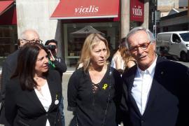 """Munté dice que le sorprende que Manuel Valls pueda """"conectar"""" con Barcelona desde París"""