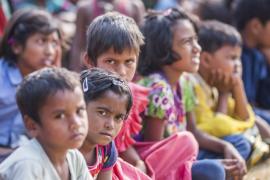 El Gobierno indio aprueba la pena de muerte para violadores de niños menores de 12 años