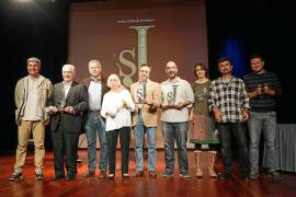 Homenaje del IEE a Edicions Can Sifre y Can Toni d'en Jaume Negre