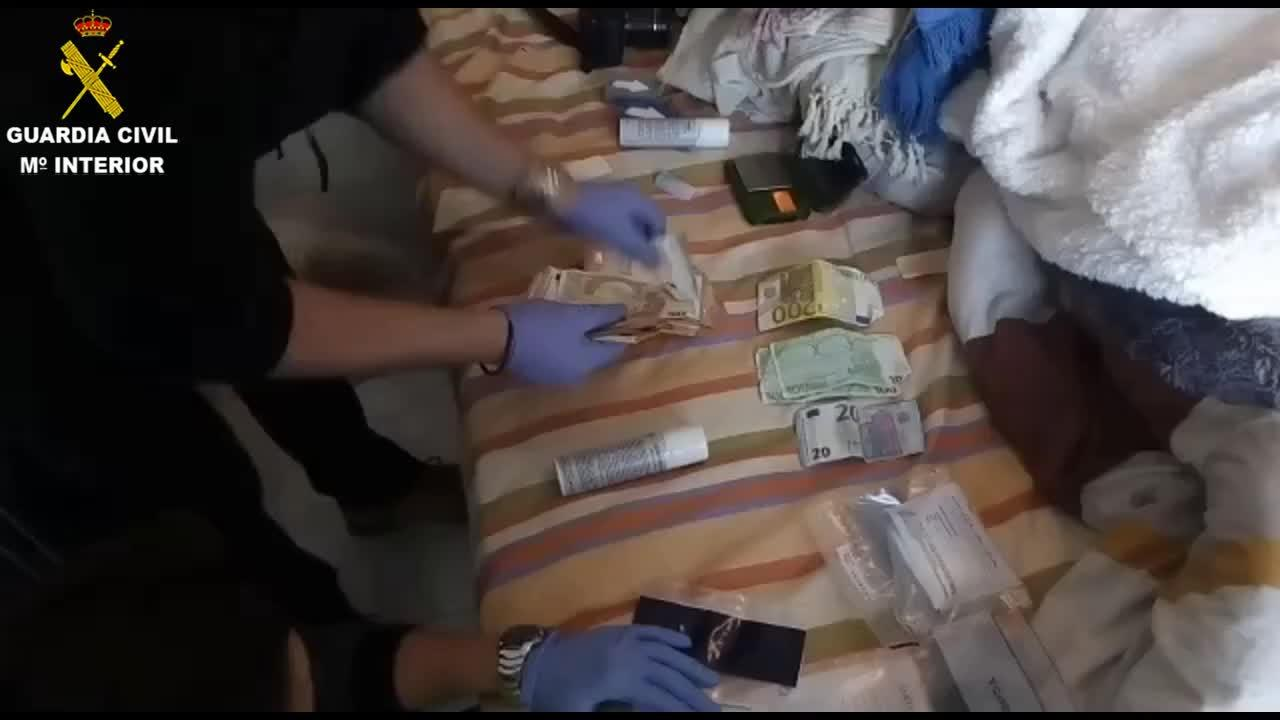 Desarticulado un grupo dedicado a la venta de sustancias estupefacientes en Santa Eulària