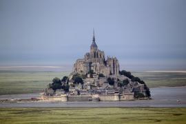 Evacuado el Monte Saint-Michel por una alerta de seguridad