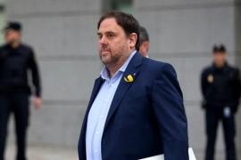 """Junqueras pide persistir y ve su encarcelamiento como """"una voluntad de venganza"""" del Estado"""