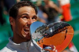 Nadal, 11 victorias en Montecarlo