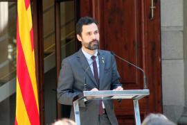 Torrent defiende utilizar Sant Jordi para pedir la libertad de los presos