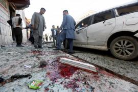 Más de 50 muertos en un atentado en Kabul